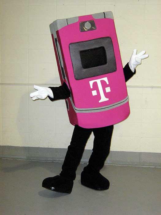 T-Mobile Mascot