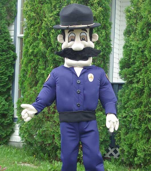 police mascots