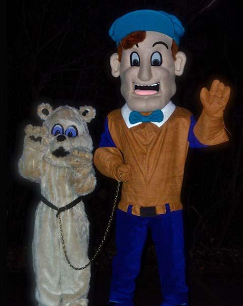 mascots for children