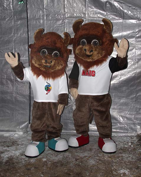 mascots for kids